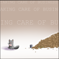 Taking Care of Business by miri-kun