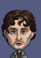 Will Graham Caricature by Kaxen6