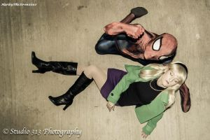 Gwen Stacy: You Killed The Woman I Love!!!! by HarleyTheSirenxoxo