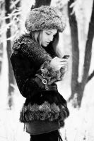 Winter Days. Lesya 02 by piratrec