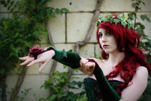 Poison Ivy Cosplay - 06 by bulleblue