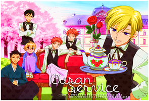 Ouran Service by Screeamx