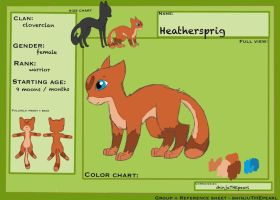 (TcotV) .: Heathersprig ref sheet NEW :. by TheClansOf-TheValley