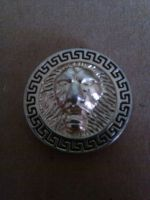 Amazing lion coin by SlendyFox321