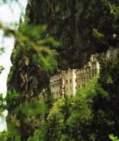 sumela monastry in trabzon by ottoman611