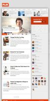 Flix Buddypress Community Theme by thebebel