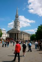 St. Martin in the Fields by gee231205