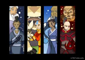 Avatar Wallpaper by NikiVandermosten