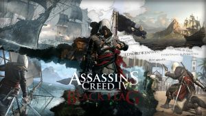 Assassin's Creed IV Black Flag Wallpaper by SkyCrawlers