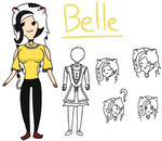 Belle Revamp by TheGreatWarrior