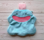 Pokemon: Shiny Ditto Zipper Pouch by sugarstitch