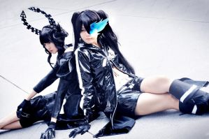 Black Rock Shooter Tear by Inushio