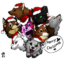 Merry Christmas - Colored by Motok