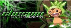 Chespin: PkmnXY by Mutterbud