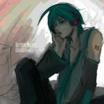 Vocaloid - Mikuo by yamcat