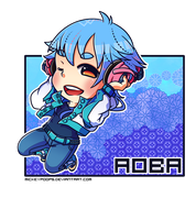 DMMd: Aoba by acornbutt