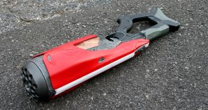 Nerf Swarmfire Custom 3 by JohnsonArms