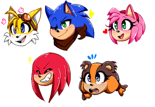 Sonic Boom by GsSKY