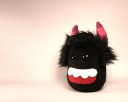 Slick the Monster Plushie by Saint-Angel