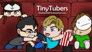 Tiny Tubers #2 by ChubbyChibiFA