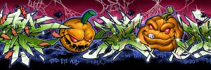 halloween07 by aerograffiti