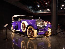 1919 Pierce Arrow owned by Fatty Arbuckle by Partywave