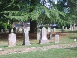 Old Cemetery 37 by fairchild-stock