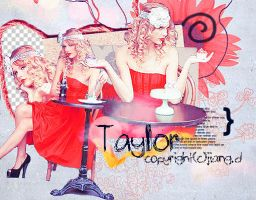 Taylor Swift by JIANG-D