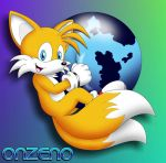 Firefox Mobius Edition - Tails by Onzeno