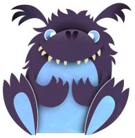 Daily Monster 1st November by See-past-the-madness