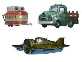vehicles_comp by assraph