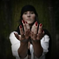 my fingers by bagnino
