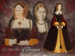 Katherine of Aragon by Nurycat