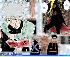 NARUTO SPOILERS DESKTOP :0 by Will00