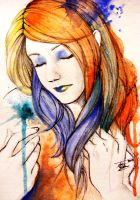 Water colour practice by Artrisy