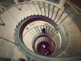 Spiral Staircases by tom-girl5973