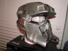 Halo Reach EOD Helmet Green 1 by Hyperballistik