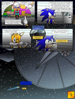 Sonic the Hedgehog Z #4 Pg. 9 September 2013 by CCI545