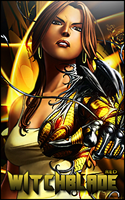 Witchblade Vertical by Red-wins