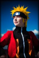 Naruto Uzumaki- The Sage by twinfools