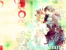 Pandora Hearts wallpaper by lady-alucard
