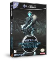 Metroid: Federation Trooper 3D by BrotherEstapol