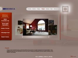 mobica web interface 2 by fedo86