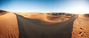 mountain of the dunes by bransuwandrei