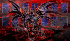 Red Eyes Darkness Mat by GTAceofSpade