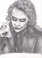 The Joker by doctoreggroll