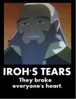 Iroh's Tears by UnofficialGrapefruit