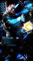 Sci-Fi Shooter by StormShadownGFX