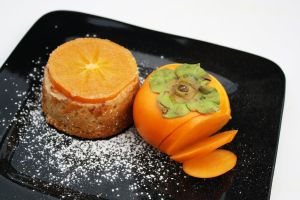 Upside Down Persimmon Cake 2 by laurenjacob