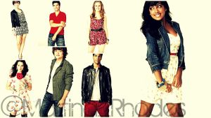 Degrassi Cast 2 by MartinaRR